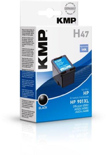 KMP H47 Tintenpatrone, schwarz
