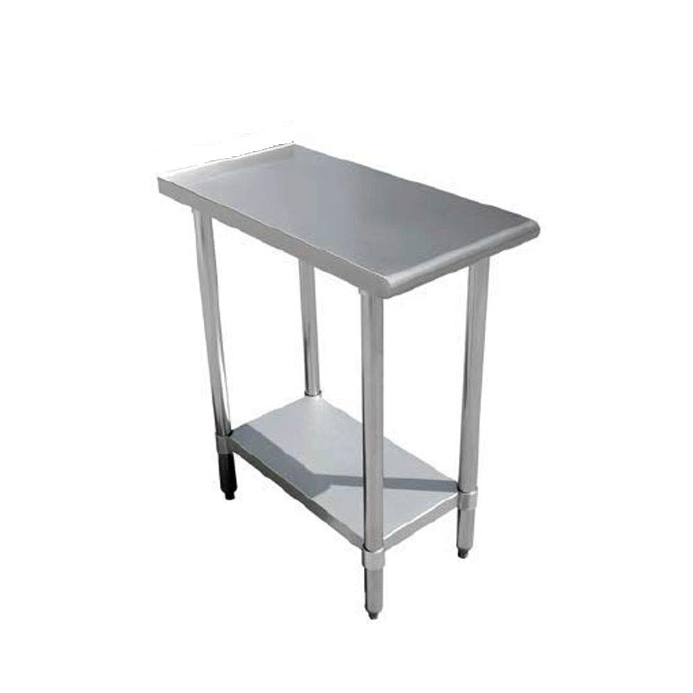 Ranking TOP15 KPS Commercial Stainless Steel Work Prep 12 Table x Las Vegas Mall 24 - NSF