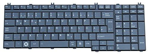NExpert deutsche QWERTZ Tastatur für Toshiba Qosmio X500 X 500 Series DE Klavierlack Neu!