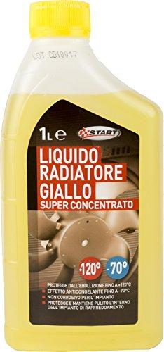 Start, koelvloeistof, geel, 70 graden Celsius, 1 liter voor monoblock aluminium