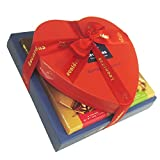 Leonidas Belgian Chocolate: 2 Gift Assorted Boxes & 2 Assorted Bars, Milk, White, Dark Gourmet...