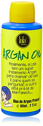 Lola Cosmetics Óleo de Argan, 60ml