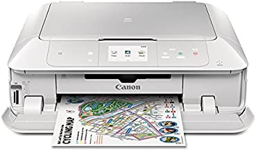 Canon MG7720 Wireless All-In-One Printer with Scanner and Copier: Mobile and Tablet Printing, with Airprint and Google Clo...