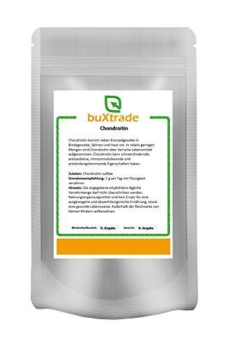 250 g Chondroitin Pulver | Chondroitinsulfat | Sulfate | Sulfat | Puder
