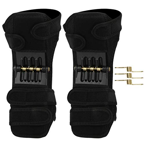 Estable Alta Durabilidad Recuperación Brace Enhancer Fitting Rodillera Alivio del Dolor Levantamiento de Rodilla Almohadillas estabilizadoras para prevenir Lesiones para Deportes Fitness
