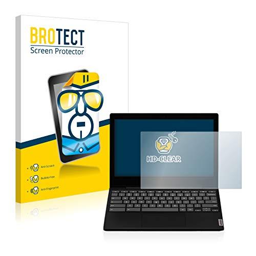 BROTECT Schutzfolie kompatibel mit HP ZBook 15v G5 klare Bildschirmschutz-Folie