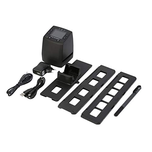 Read About Jullynice High Resolution Scanner Digital Converts USB Negatives Slides Photo Scan Portab...