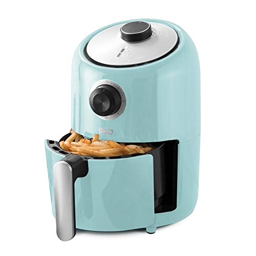 Dash Compact Air Fryer Oven Cooker with Temperature ...