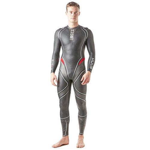 Huub Aegis III Neoprenanzug Herren A3gis Neo Schwimmazug Triathlon Wetsuit (MT)