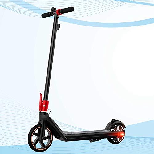 Patinete eléctrico, Patinete eléctrico Plegable Ultraligero, Patinete eléctrico con Motor de 150...