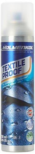 Holmenkol Imprägnierspray Textile Proof, transparent, One Size
