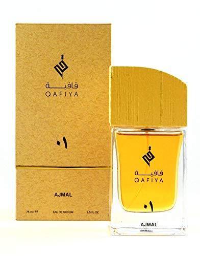 Ajmal Qafiya 01 by EAU De Parfum Spray (Unisex) 2.5 oz / 75 ml (Women)
