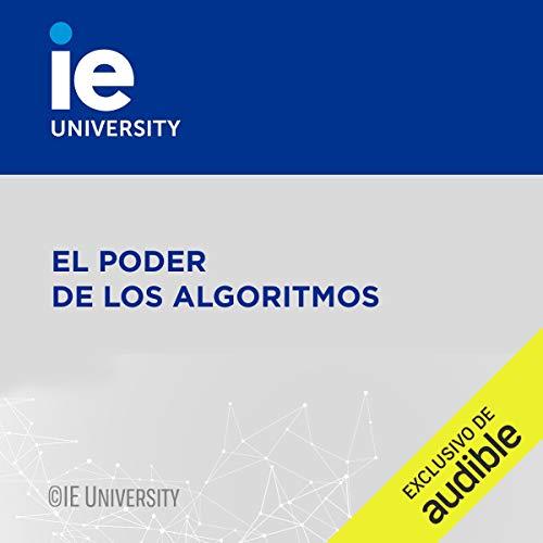 Diseño de la portada del título El Poder de los Algoritmos