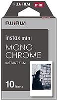 Filme Instax Mini Monochrome com 10 Fotos, Fujifilm