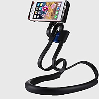 EIRIX Phone Holder for Bed,Universal Mobile Phone Stand,Hanging on Neck Cell Phone Mount Holder, Flexible Lazy Bracket DIY...