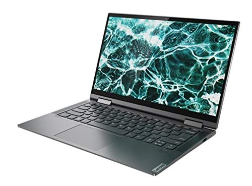 Lenovo Ideapad Yoga C740-14IML 14' Intel i5-10210U 1,6 GHz (4.2Ghz Turbo), 8 GB RAM, 512 GB M2 SSD, Full HD, táctil, Windows 10 Home, teclado AZERTY, Gris