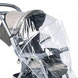 Regenschutz nur. Marke New Peg Perego Aria Kinderwagen Regenschutz