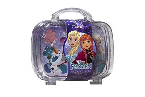 Maleta Frozen com Maquiagem Infantil, View