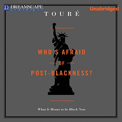 Who's Afraid of Post-Blackness audiobook cover art