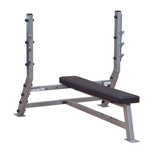 Body-Solid ProClubLine Flat Olympic Weight Bench (SFB349G)