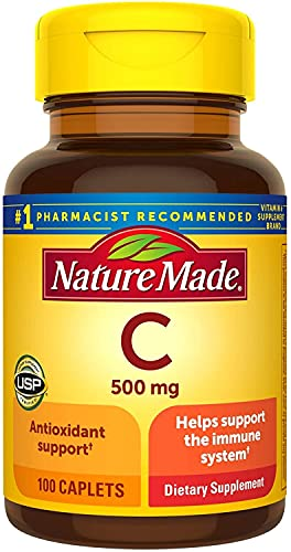 Nature Made Calcium 600 mg with Vitamin D3 for Immune Support,...