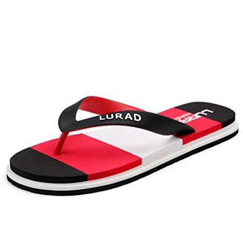 Chancletas para Exteriores para Hombre Zapatos De Verano Antideslizantes Suela De Goma Suave Sandalias Ligeras,Materiales de protección Ambiental EVA.