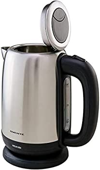 Ovente Electric Hot Water Stainless Steel Kettle 1.7 Liter