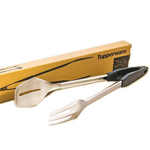 Chef-Serie Tupperware Besteck Grillzange Servierbesteck
