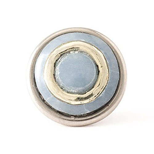 Noosa petite Chunk Guardian Angel - Halo blue/silver-opal/silver