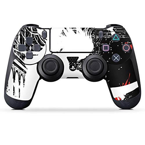 DeinDesign Skin kompatibel mit Sony Playstation 4 PS4 Controller Aufkleber Folie Sticker Tanzen Figur Dance