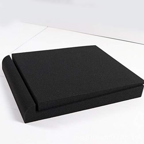 Supvox - 2 almohadillas de aislamiento acústico, monitor de estudio, almohadillas aislantes...