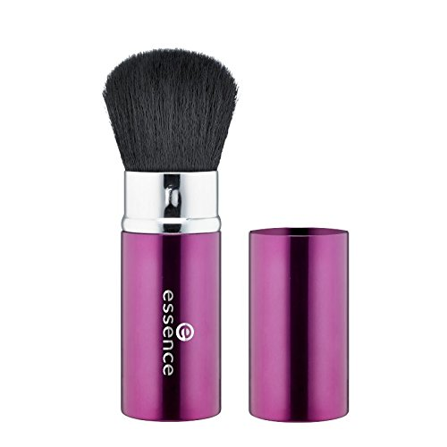 Essence Aquatix Mini Powder Brush Nr. 01 Mermaid´s Secret Puder-Pinsel ideal für die Handtasche