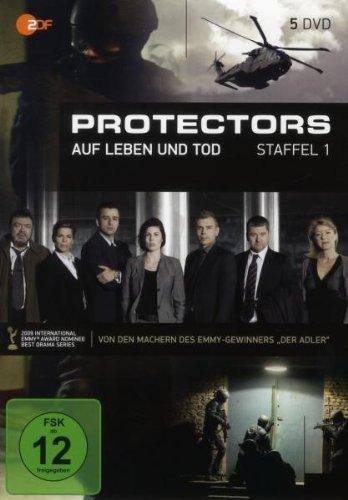 Protectors - Auf Leben und Tod - Staffel 1 (5 DVDs)