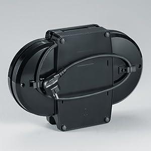 SEVERIN WA 2106 Doppel-Waffelautomat (1.200 W, Doppelwaffelplatte) schwarz