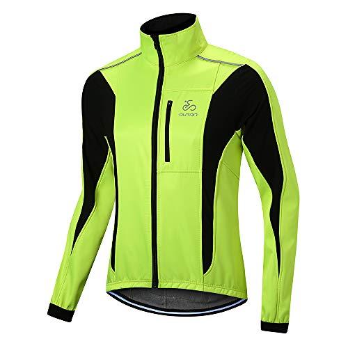 cycling jacket reflective - 3