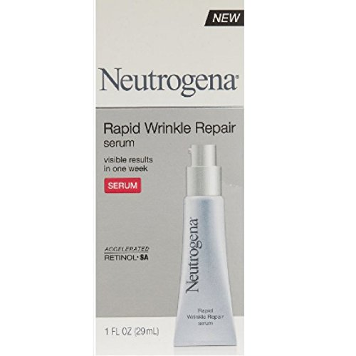 Neutrogena Rapid Wrinkle Repair Serum 1 oz (pacchetto di 3)