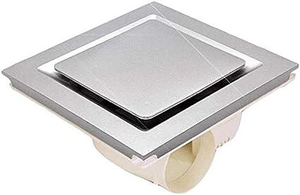 Extractor Cocina, Extractor de Baño Extractor de ventilación Ventilador de escape montado en el baño para ventiladores de extractor de baño Ventilador de ventilación tranquila ventilador doméstico, 30