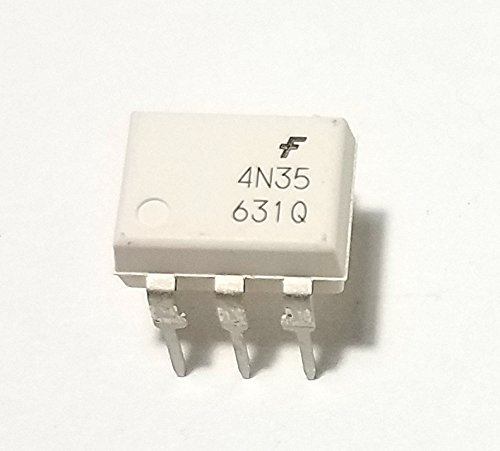 Super popular specialty store Manufacturer direct delivery Fairchild Semiconductor 4N35 Phototransistor Optocouplers Pack
