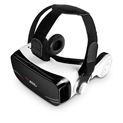 10 Best Vr Headsets Under 25 3d Goggles For Iphone Android