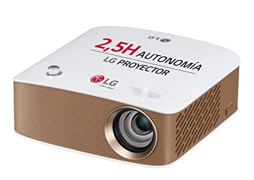 LG Cinebeam Ph150G - Proyector con Batería...