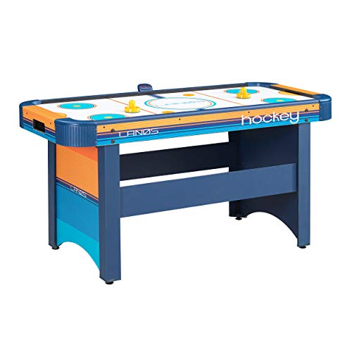 Air Hockey Table for Kids and Adults | 5 Foot Air Hockey Game Table with Electronic Scoreboard,...