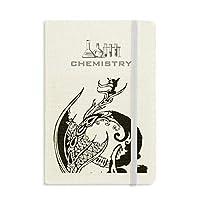 中国の伝統的なドラゴンの絵 化学手帳クラシックジャーナル日記A 5