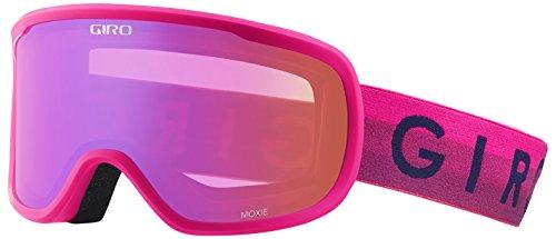 Giro Moxie Skibrille, Bright pink Horizon, One Size