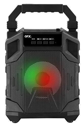 radio lector usb de la marca QFX