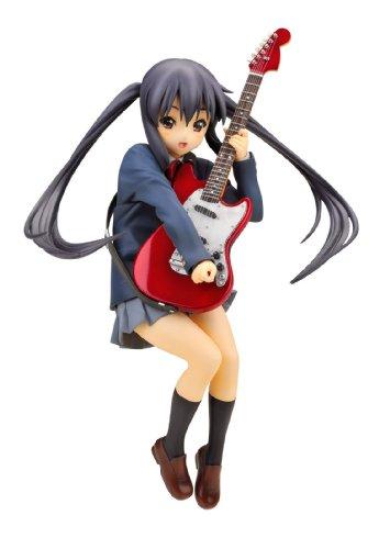 K-ON! Azusa Nakano 1/8 PVC Figure Pre-order: 7/2010 [Toy] (japan import)