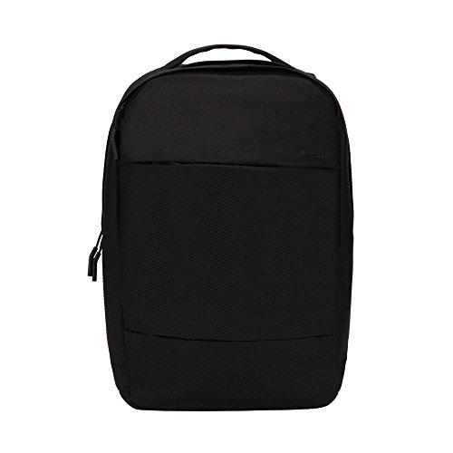 Incase Unisex City Compact Diamond Ripstop Backpack Bag Black