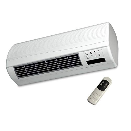 MEDIA WAVE store - Termoventilatore programmabile a parete TCP3500 MASTER con telecomando...