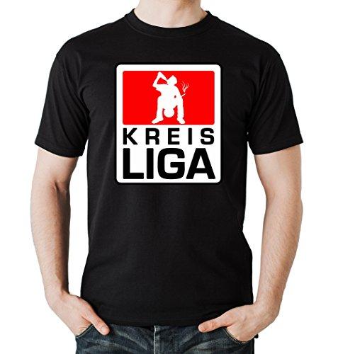 Certified Freak Kreis Liga T-Shirt Black XL