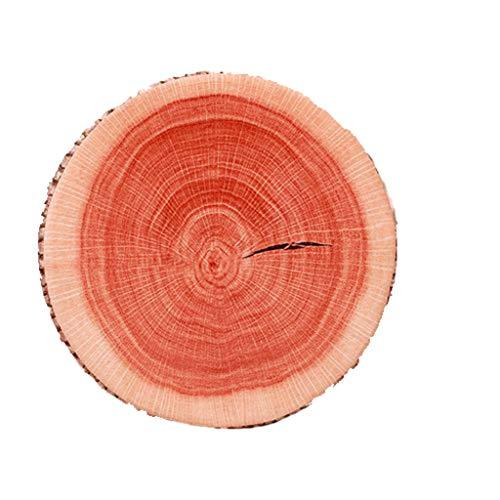 Sohvxe Cojines Fruta Amortiguador de la Almohadilla del Amortiguador de la Oficina de la Siesta Almohada del sofá Amortiguador de la Almohadilla de cabecera (Color : G)