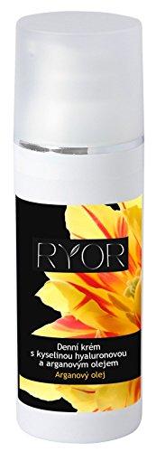 RYOR Tagescreme mit Hyaluronsäure und Arganöl 50 ml